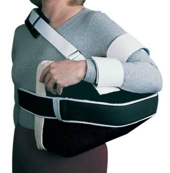 Orthopédie sur mesure et de série / Coussin d'abduction d'épaule