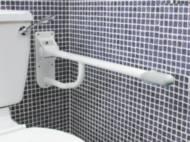 Barre d'appui WC relevable | Autonomie & vie quotidienne