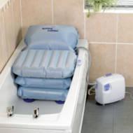 Elévateur de bain gonflable | Autonomie & vie quotidienne