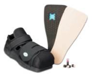 d08020be889273 Semelle de déchargement pour chaussures médico-chirurgicale à bout ouvert  Darco™