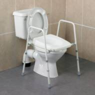 Autonomie & vie quotidienne / Cadre de toilettes Stirling Homecraft
