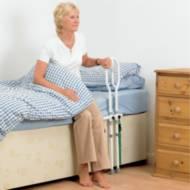 Barre de lit avec pieds Homecraft | Aides à la mobilité