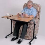 Table de lit et fauteuil | Autonomie & vie quotidienne