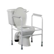 Autonomie & vie quotidienne / Cadre de toilettes standard Homecraft