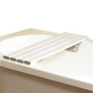 Planche de bain Savanah™ à lattes | Autonomie & vie quotidienne