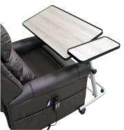Table pour fauteuil releveur avec tablette - Herdegen | Autonomie & vie quotidienne