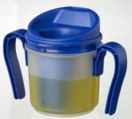 Autonomie & vie quotidienne / Tasse Provale™ - Bleue libérant 5ml de liquide