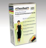 Exercices physiques & Fitness / Pack patient multi-bandes - Bandes élastiques sans latex TheraBand®