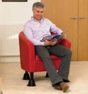 Cônes rehausseurs de chaise | Autonomie & vie quotidienne