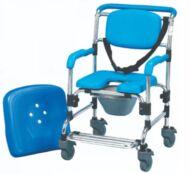 Chaise de douche à roulettes Ocean - Homecraft | Autonomie & vie quotidienne