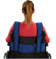 Ceinture de maintien pour fauteuil roulant à bretelles Sammons Preston   Aides à la mobilité