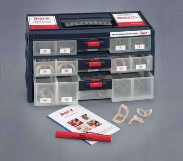 Kit Oval-8®   Orthopédie sur-mesure et de série