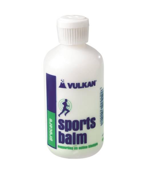 Equipements de Rééducation / Baume pour le sport Vulkan®