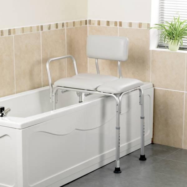 Banc de transfert de baignoire Comfy Homecraft | Autonomie & vie quotidienne