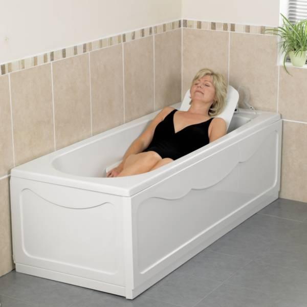 Élévateur de bain Deltis™ | Autonomie & vie quotidienne