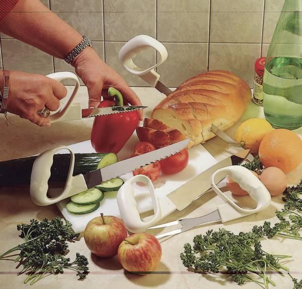 Couteau de chef Reflex Homecraft | Autonomie & vie quotidienne
