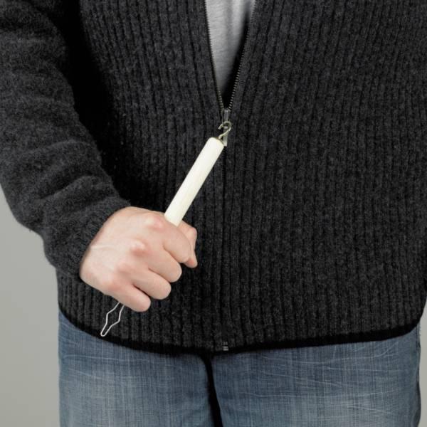 Enfile bouton / crochet pour fermeture éclair | Autonomie & vie quotidienne
