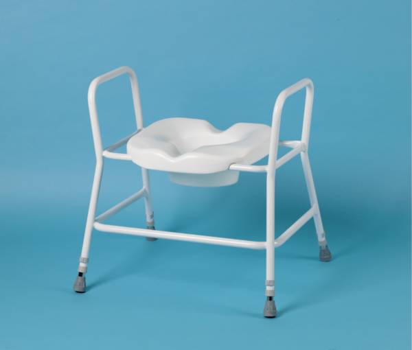 Autonomie & vie quotidienne / Cadre de toilettes bariatrique Premium Homecraft