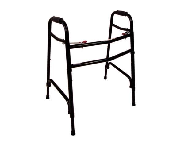 Aides à la mobilité / Cadre de marche pliable XXL