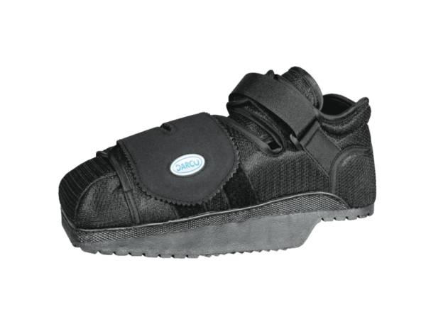 82d9e9e2f18441 Chaussure à décharge partielle de l'arrière pied Darco™ taille XS    Orthopédie sur-mesure ...
