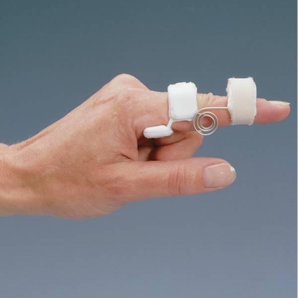 Orthèse de Capener - Attelle de doigt - Sof-Stretch™ Rolyan® | Orthopédie sur-mesure et de série