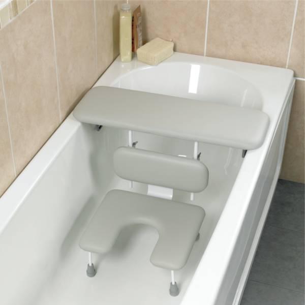 Autonomie & vie quotidienne / Combiné planche et siège de bain Ascot™ Homecraft