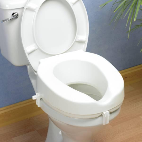 Autonomie & vie quotidienne / Siège de toilettes Taunton Homecraft
