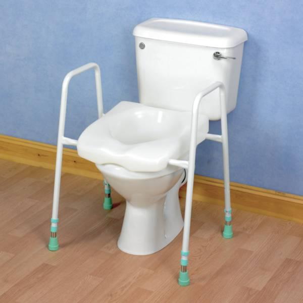 Autonomie & vie quotidienne / Cadre de toilettes Cosby
