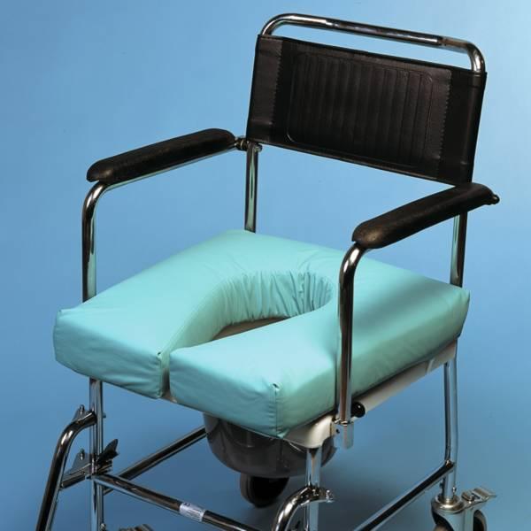 Coussin pour chaise percée - Coussin seul   Autonomie & vie quotidienne