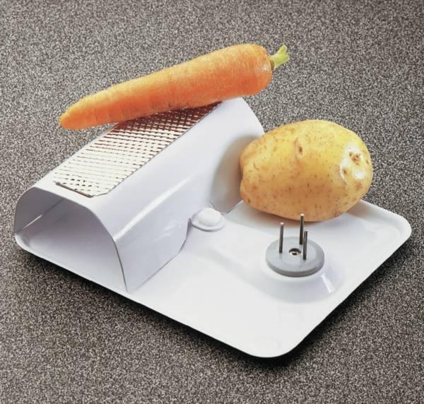 Râpe et Epluche Légumes Clyde Homecraft | Autonomie & vie quotidienne