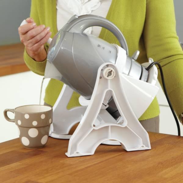 Support de bouilloire Homecraft | Autonomie & vie quotidienne