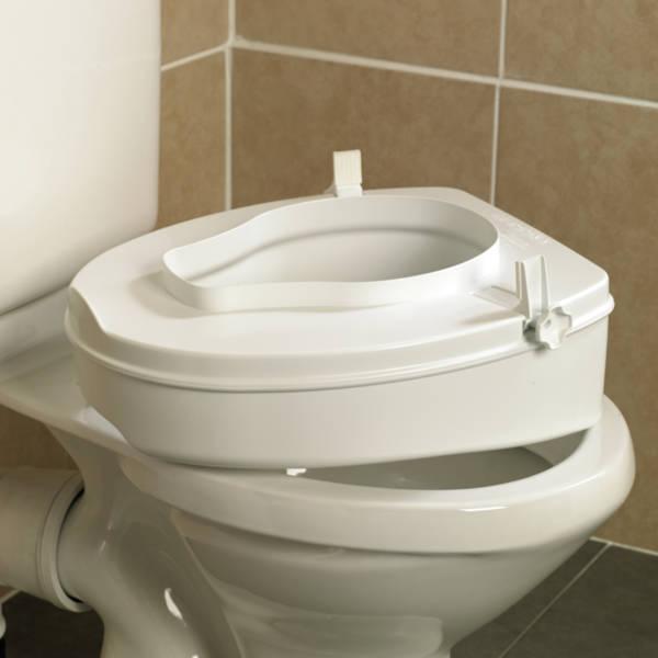 Autonomie & vie quotidienne / Siège de toilettes Savanah sans abattant Homecraft