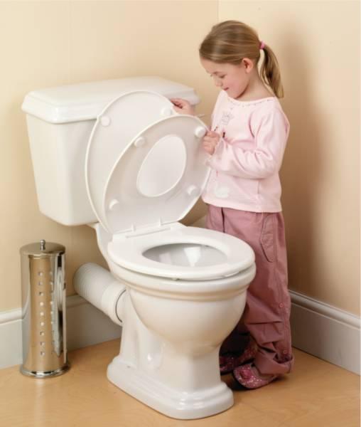 Autonomie & vie quotidienne / Réducteur de toilettes Family