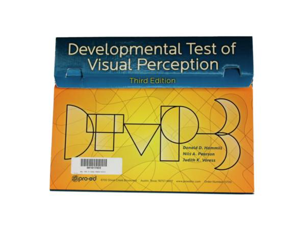 Test de perception visuelle DTVP-3 | Equipements de Rééducation