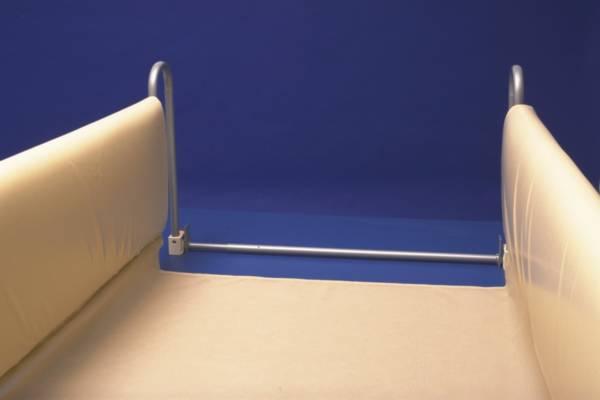 Protection de lit - Pare chocs latéraux tout en un | Autonomie & vie quotidienne