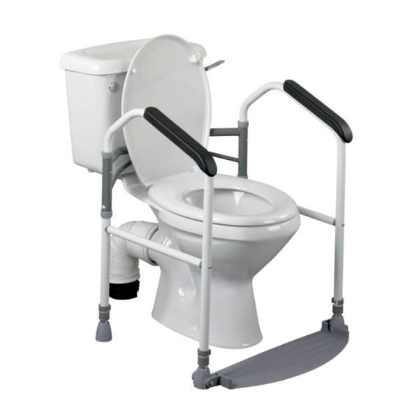 Autonomie & vie quotidienne / Cadre de toilettes Buckingham