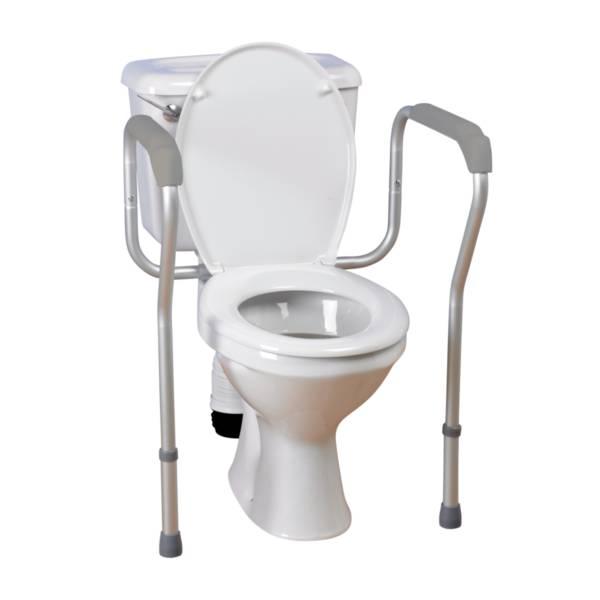 Autonomie & vie quotidienne / Cadre de toilettes Sécurité