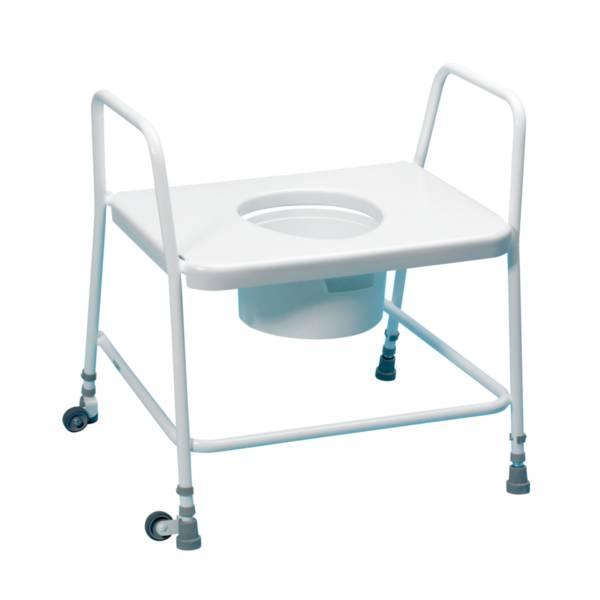 Autonomie & vie quotidienne / Cadre de toilettes XXL
