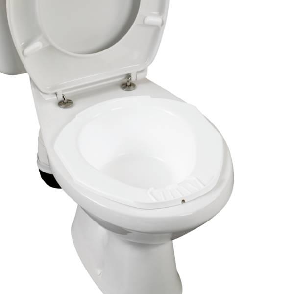 AYNEFY Accessoire de Bidet avec Double Buses Douche WC si/ège de Toilette Bidet pour Le Nettoyage f/éminin buse autonettoyante Pression deau r/églable
