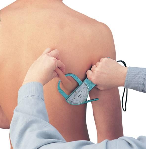 Equipements de Rééducation / Calibre médical de mesure de pli cutané Jamar®