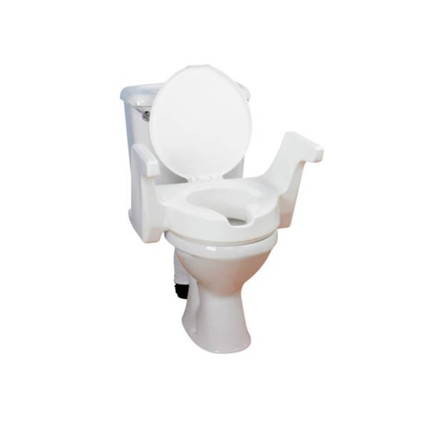 Autonomie & vie quotidienne / Siège de toilettes surélevé Enterprise
