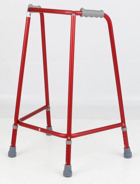 Aides à la mobilité / Cadre de marche rouge Days® - Small
