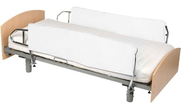 Autonomie & vie quotidienne / Protection pour barrière de lit PVC - Ubio