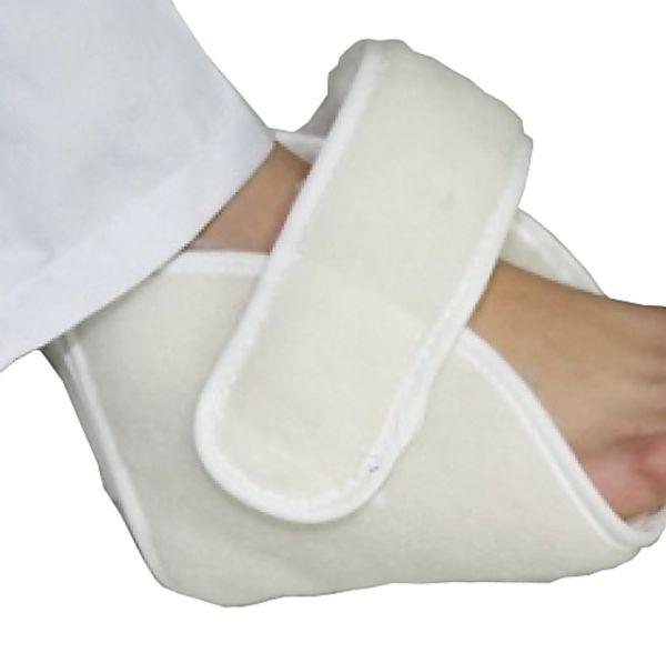 Talonnière anti-escarres blanche - Ubio | Orthopédie sur-mesure et de série