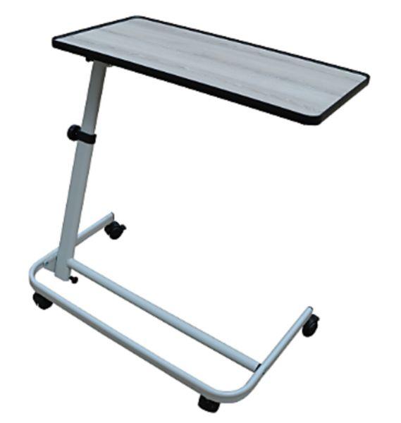 Table pour fauteuil releveur - plateau cérusé | Autonomie & vie quotidienne