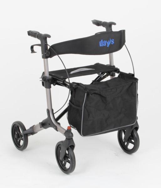 Déambulateur 4 roues Pulse Days | Aides à la mobilité