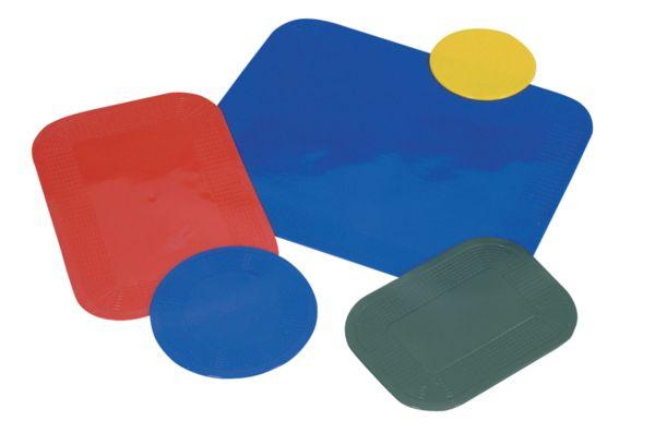 Tapis de table antidérapant rond Dycem® | Autonomie & vie quotidienne