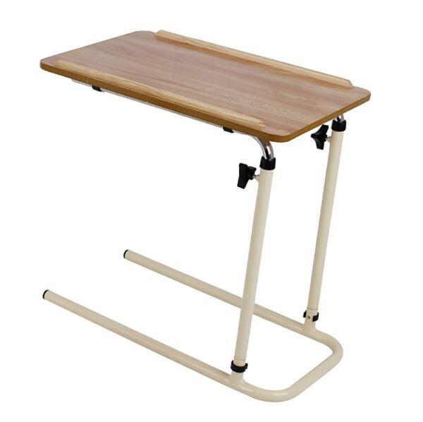 Table de lit ajustable sans roulettes - Livrée à plat | Autonomie & vie quotidienne